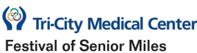 Inaugural Tri-City Medical Center Festival of Senior Miles