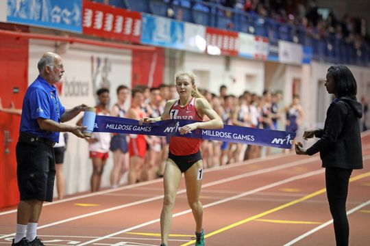 New Balance High School Mile draws top fields for Millrose Games : News : Bring Back the Mile